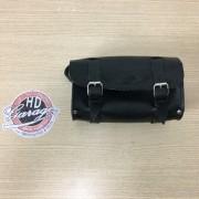 Porta Ferramentas Em Couro - Pequeno - HD Bar&Shield - Preto - 008/13961