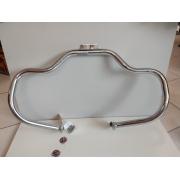 Protetor de Motor Cromado - Moustache - HD Softail 2000 à 2017 - 015/05003