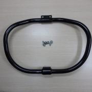 Protetor de Motor - Modelo Oval - HD Sportster - Preto Brilho - 015/77508