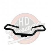 Protetor de Motor Preto Fosco Moustache - Red Choppers - HD Softail - 015/75922