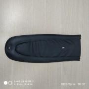 Protetor De Paralama Em Couro - Sportster / Dyna - 37x14 cm - 003/39681