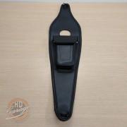 Protetor de Tanque com Porta Objetos - HD Sportster - Bar&Shield - Couro Preto - 003/67503