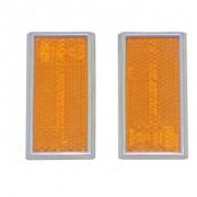 Refletor do Suporte de Placa - HD Multifit - 001/06707