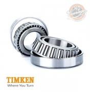 REPORKit Rolamentos Caixa de Direção para HD - TIMKEN - Par - 009/63404