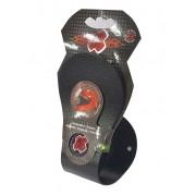 Suporte de Parede para Capacete e Acessórios - Metal - Preto - 027/51309