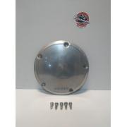 Tampa da Primária Original - HD Dyna/Softail/Touring - Aço Polido - Motor V-Twin - 012/46685