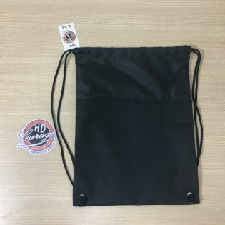 Bag em Nylon Reforçado com Bolso Frontal - Motivo Bar & Shield - Vermelha - 008/45801