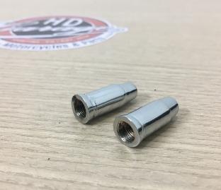 Bicos de Pneu - Projétil Cromado - 019/75002