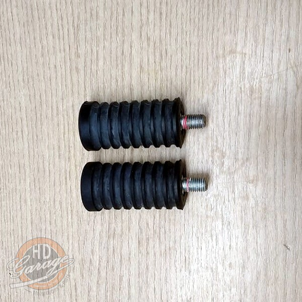 Borracha do Pedal de Câmbio com Pino - HD Multifit - Par - 015/02502