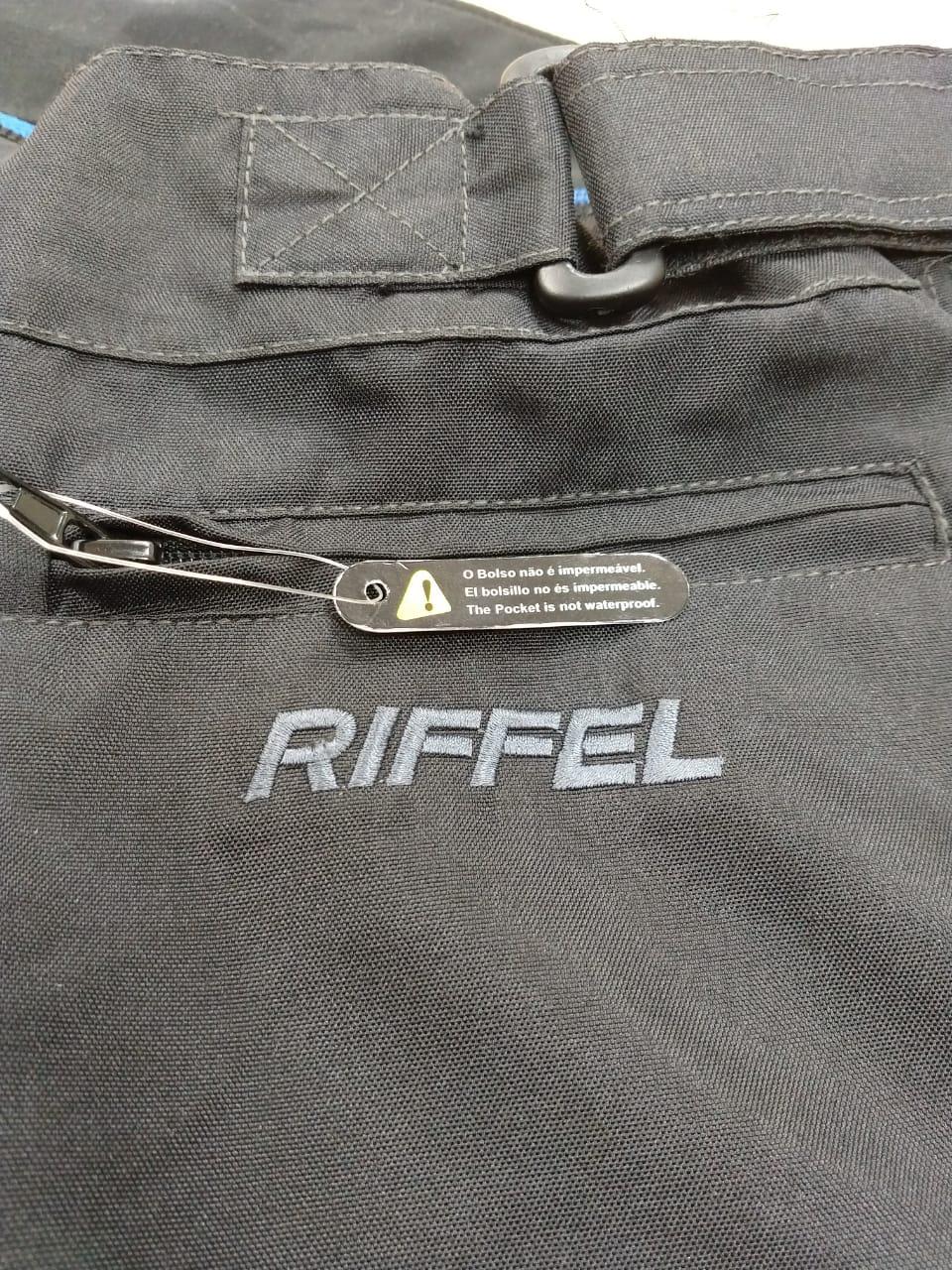 Calça Masculina de Proteção em Cordura - Riffel - Tam XXG - 025/05600