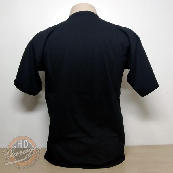 Camiseta Masculina - Motivo Harley-Davidson Bar&Shield - Preta - 026/34563