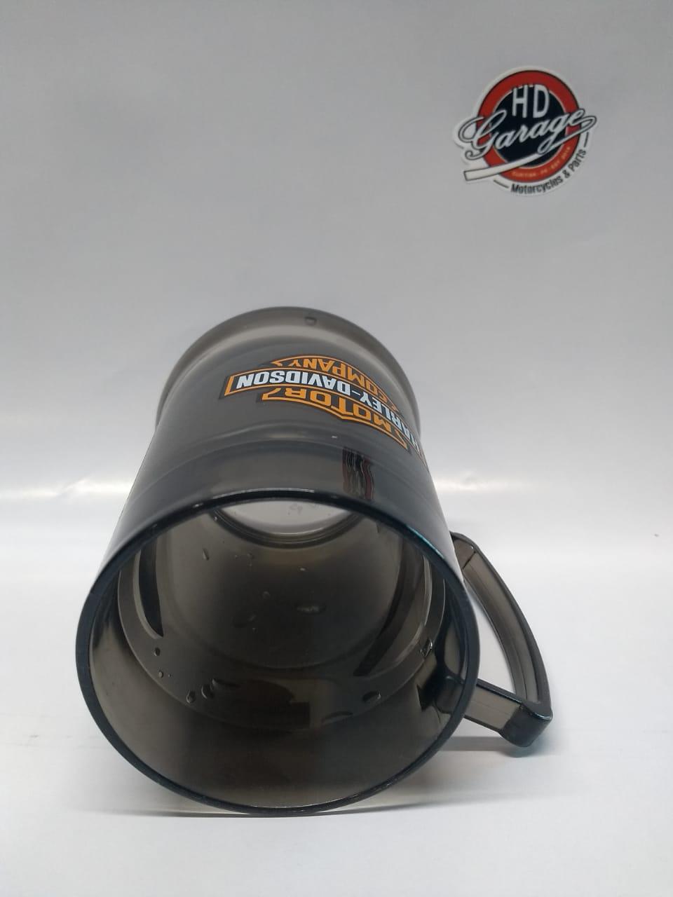 Caneca com Gel - Motivo Harley-Davidson - Preta - 022/71709
