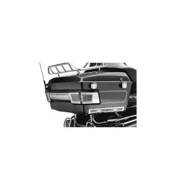 Capas Cromadas da Luz de Freio - Tour-Pak - HD Ultra - 012/62406