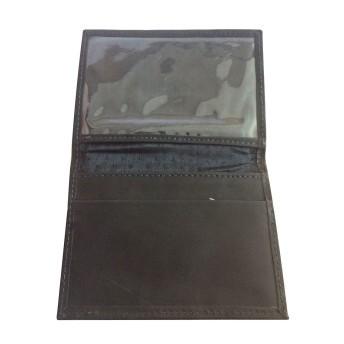 Carteira Porta Documento Em Couro Preto - Willie G - 022/10909