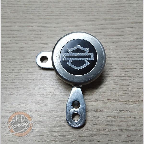 Chaveiro Redondo Em Metal - Harley-Davidson - 022/47704