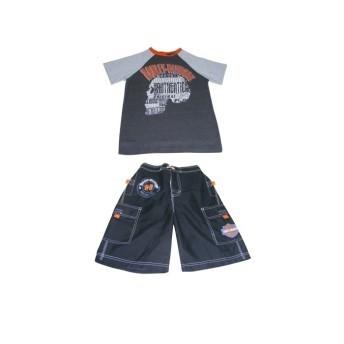 Conjunto Infantil Masculino - Harley-Davidson - 037/86502