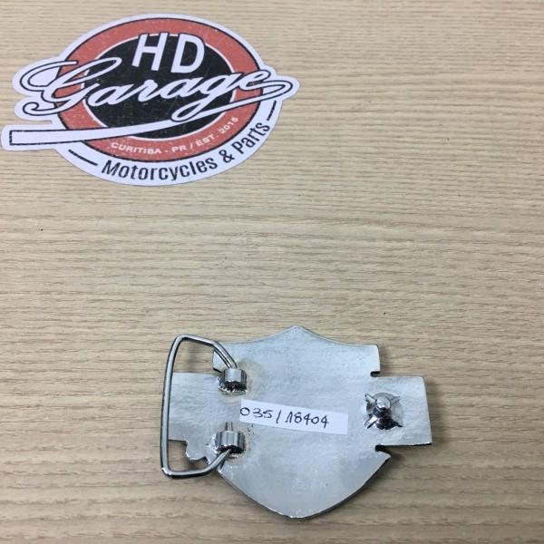 Fivela de Cinto em Metal - Bar & Shield - 035/18404