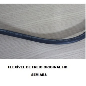 Flexível de Freio sem ABS - HD Heritage 1996 à 1999 - 110 cm - 009/12647