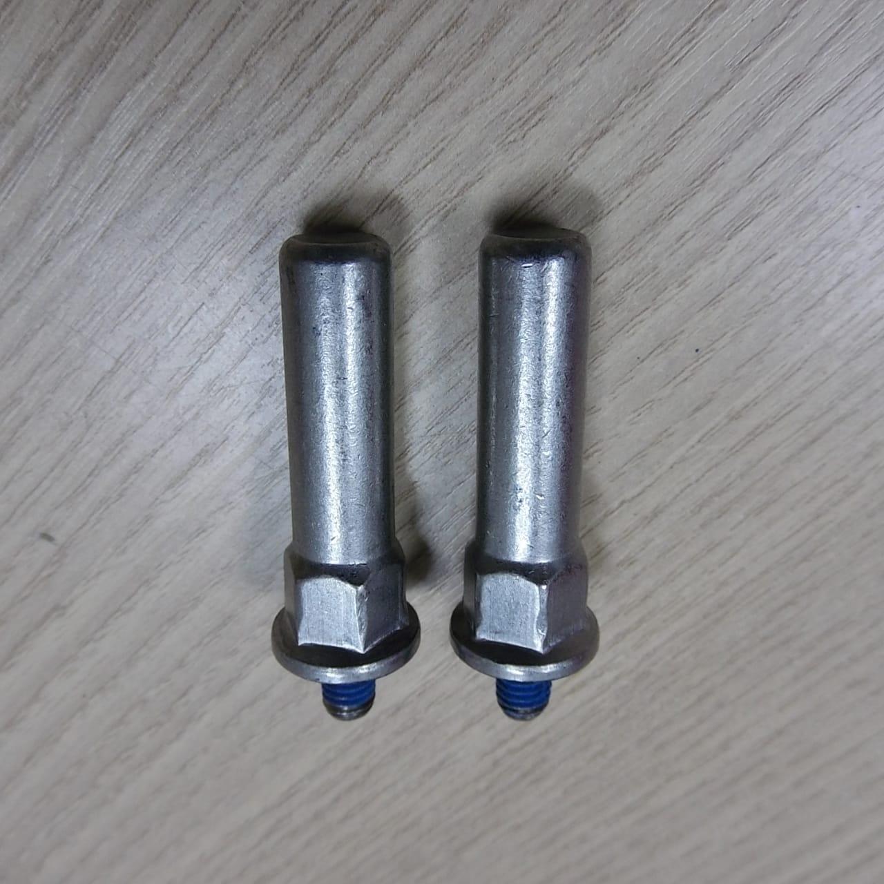 Hastes de Aço Originais das Pedaleiras Dianteiras - HD Sportster Iron / Vrods - Par - 004/79809