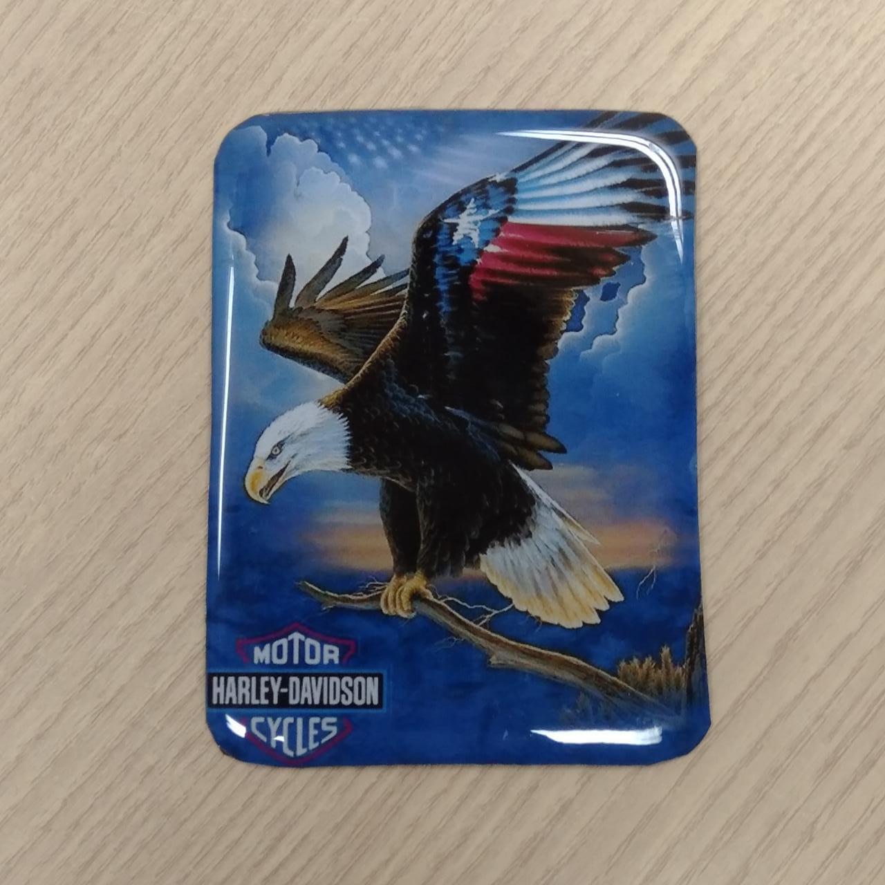 Imã de Geladeira - Motivo Harley-Davidson - MD 04 - 022/48560