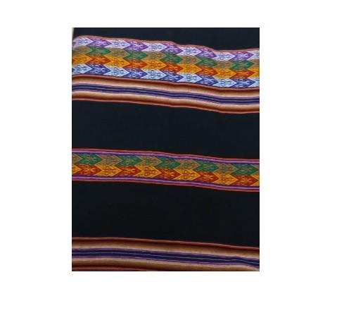 Manta Mexicana - Com Couro para Garfo - Modelo 01 - 022/17806