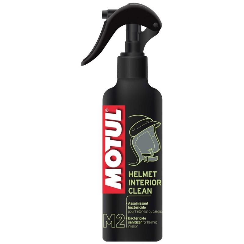Motul M2 - Helmet Interior Clean - Higienização Interna para Capacetes - 250 ml - 105504