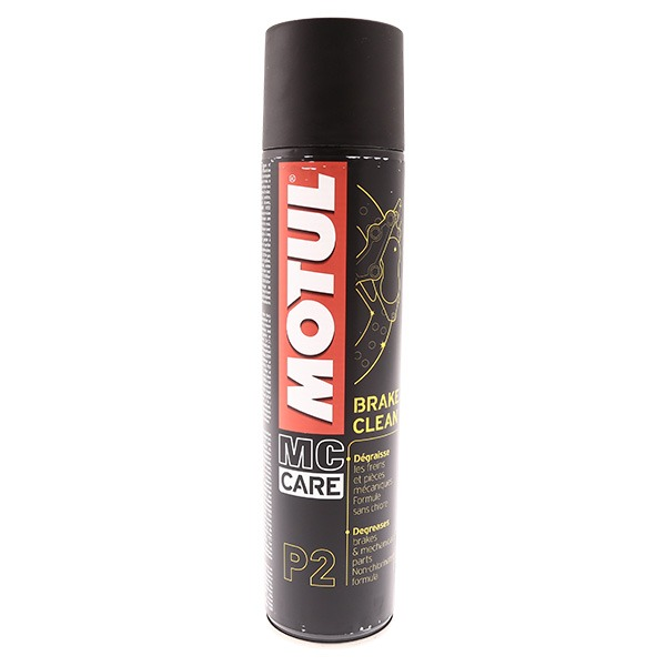 Motul P2 - Brake Clean - Limpeza dos Freios - 400 ml - 102989