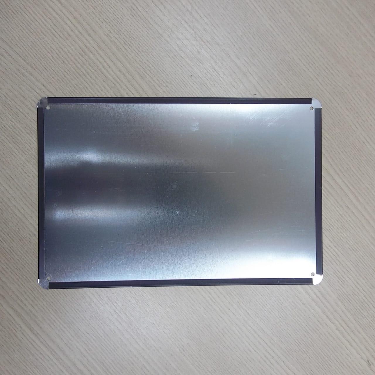Placa Decorativa Retrô Vintage em Metal - Mod 03 - 022/01601