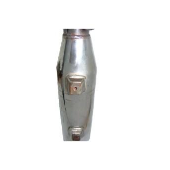 Ponteiras Originais Cromadas Com Capa - HD Sportster XL 1200 - Par - 010/86706