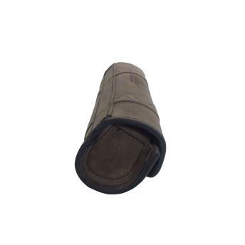 Porta Ferramentas Em Couro - Motivo Number One - Tam Pequeno - Marrom - 008/80608