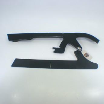 Proteção da Correia Superior e Inferior - HD Vrod - Preta - 015/70606