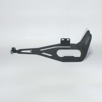 Protetor de Motor e Carter para Yamaha Midnight - Preto Fosco - 015/30608