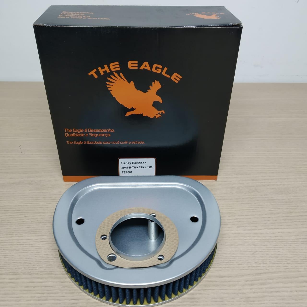 REPOR TE 1007 - Filtro De Ar The Eagle Hd Softail 1999 à 2015 - 016/97809