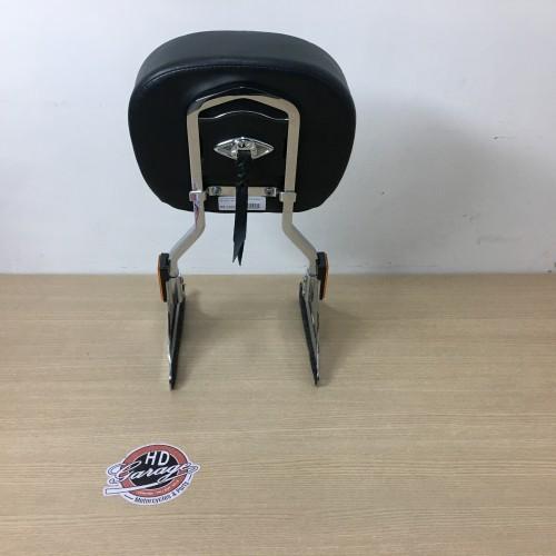 Sissy Bar Cromado Fixo - Harley-Davidson - HD Softail - 007/64609