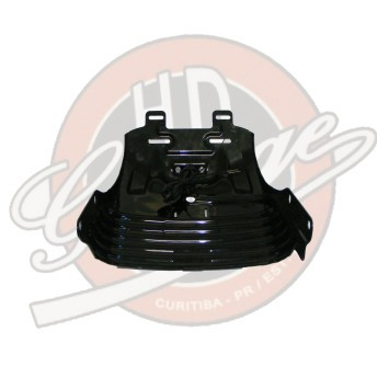 Suporte de Placa - Preto Brilhante - HD Softail Breakout - 001/42705