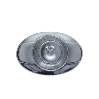 Tampa do Filtro de Ar Cromada - HD Softail - Motor 96 - 016/58704