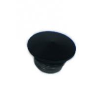 Tampa do Tanque de Combustível Preta - HD Sportster/Dyna/Softail - 012/67008
