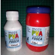 TINTA MEGA PVA FOSCA 100ML/250ML