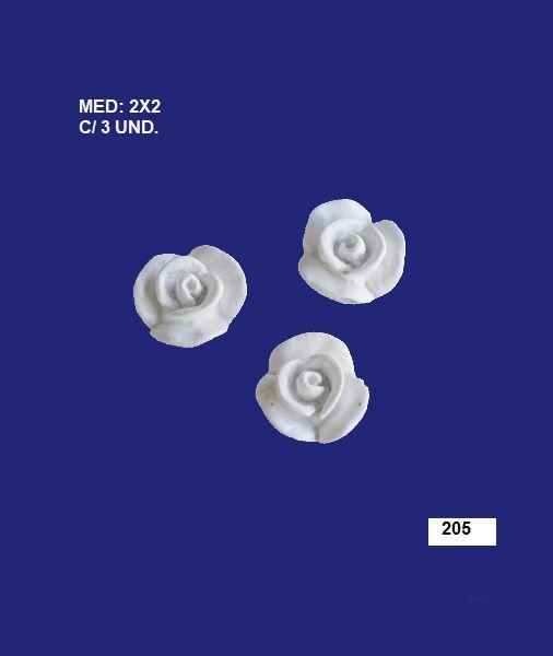 205 KIT C/ 3 ROSAS MINE  02x02 C/ 3 UND.