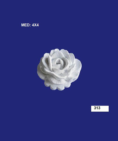 313 FLOR FRISADA 04X04CM