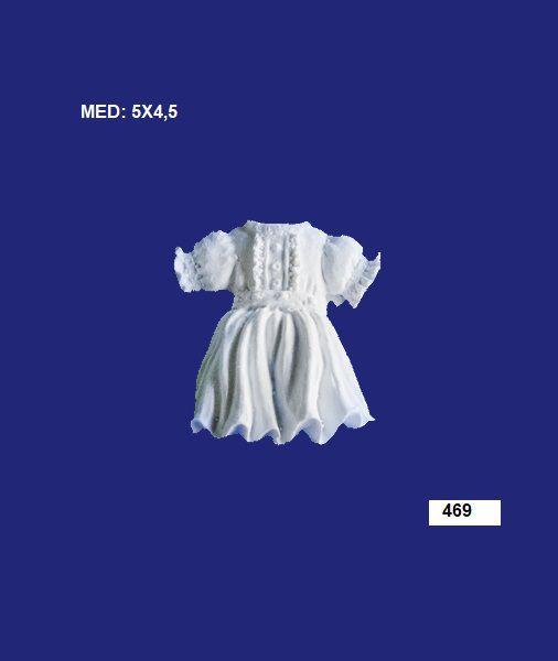 469 VESTIDO MENINA 05X4,5CM