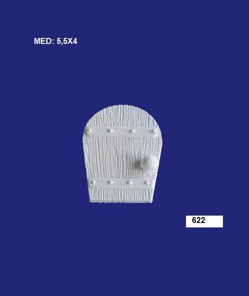 622 PORTA 5,5X04CM