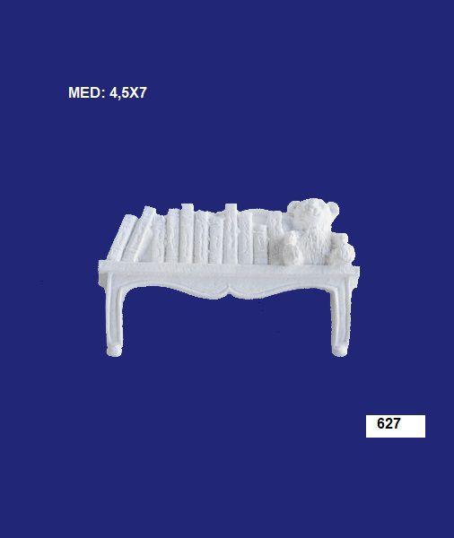 627 PRATELEIRA URSO DO COD 293 4,5X07CM
