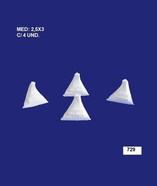 729 CONJ. DE PE OURO PRETO (4 PÉ)