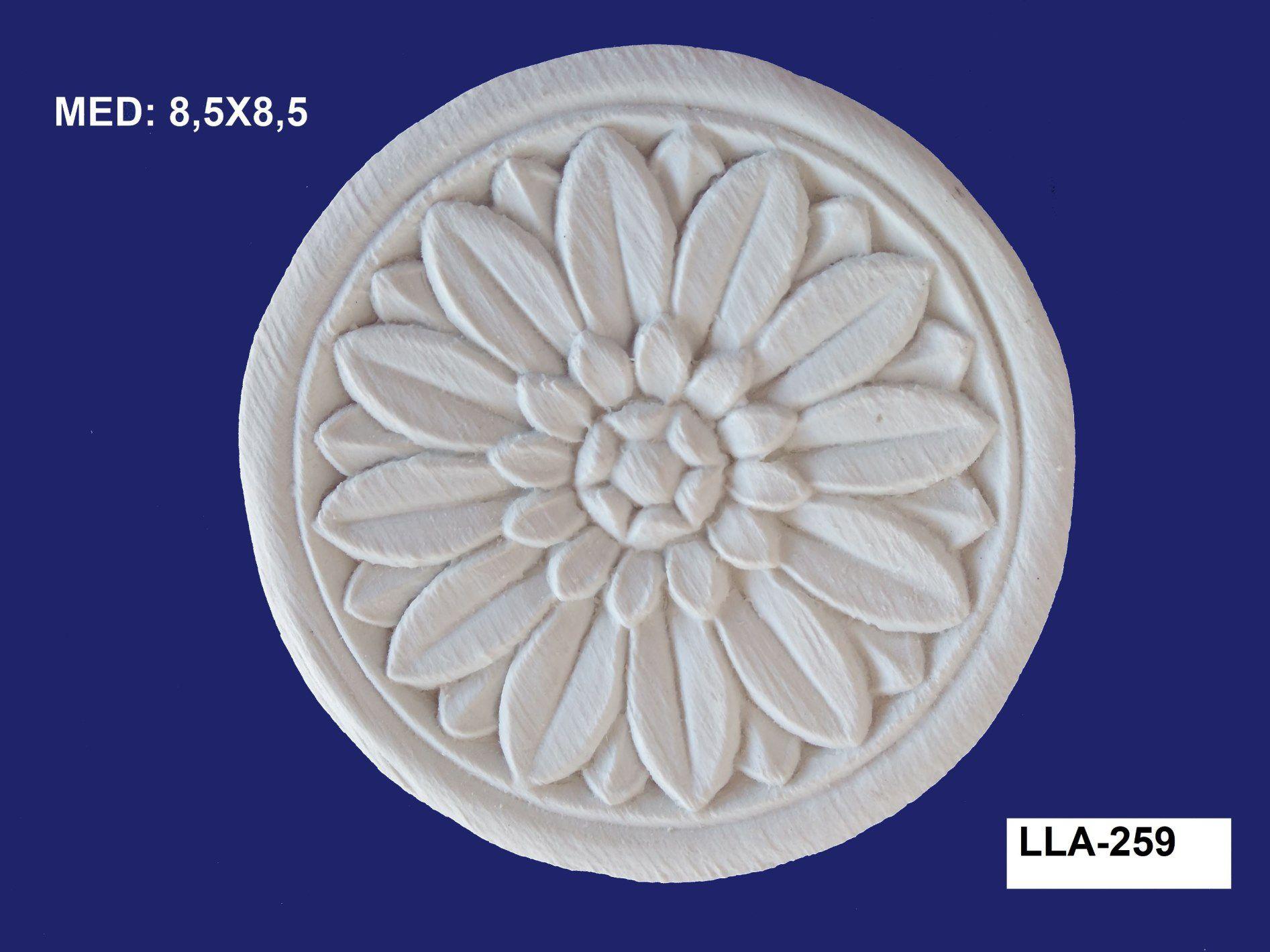 APLIQUE LLA-259 8,5X8,5CM