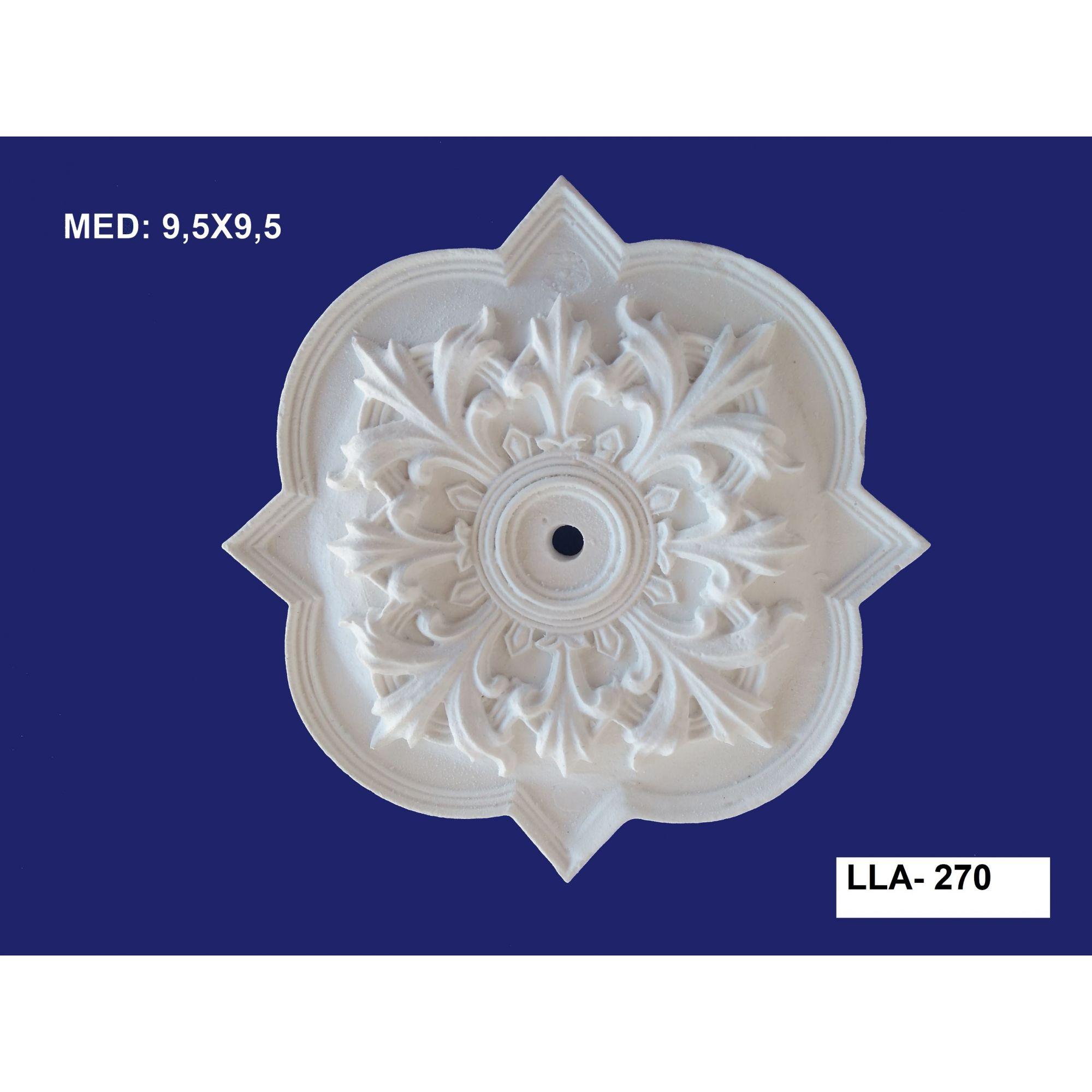 APLIQUE LLA-270 9,5X9,5CM