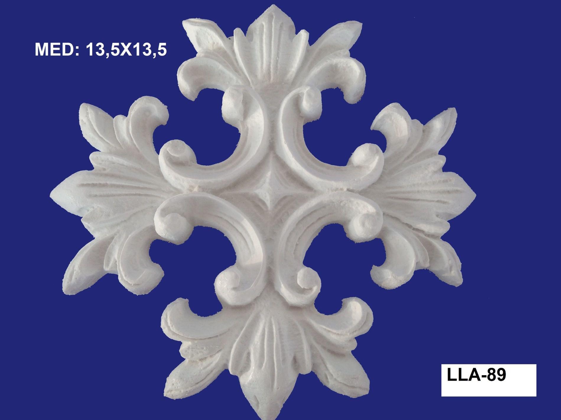 LLA-89 APLIQUE 13,5X13,5CM
