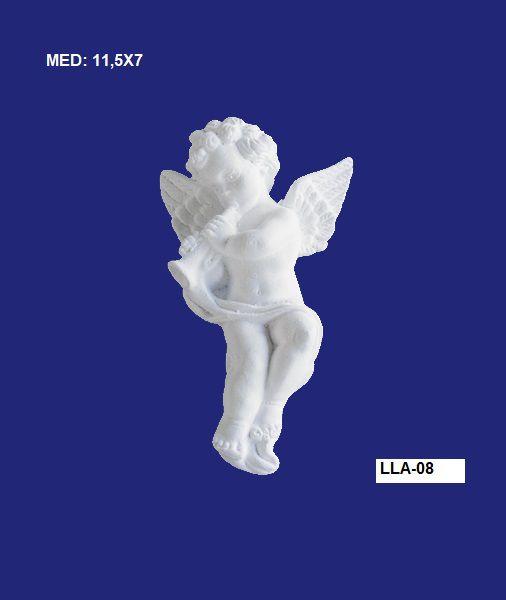 LLA-08 APLIQUE ANJO 11,5x07CM