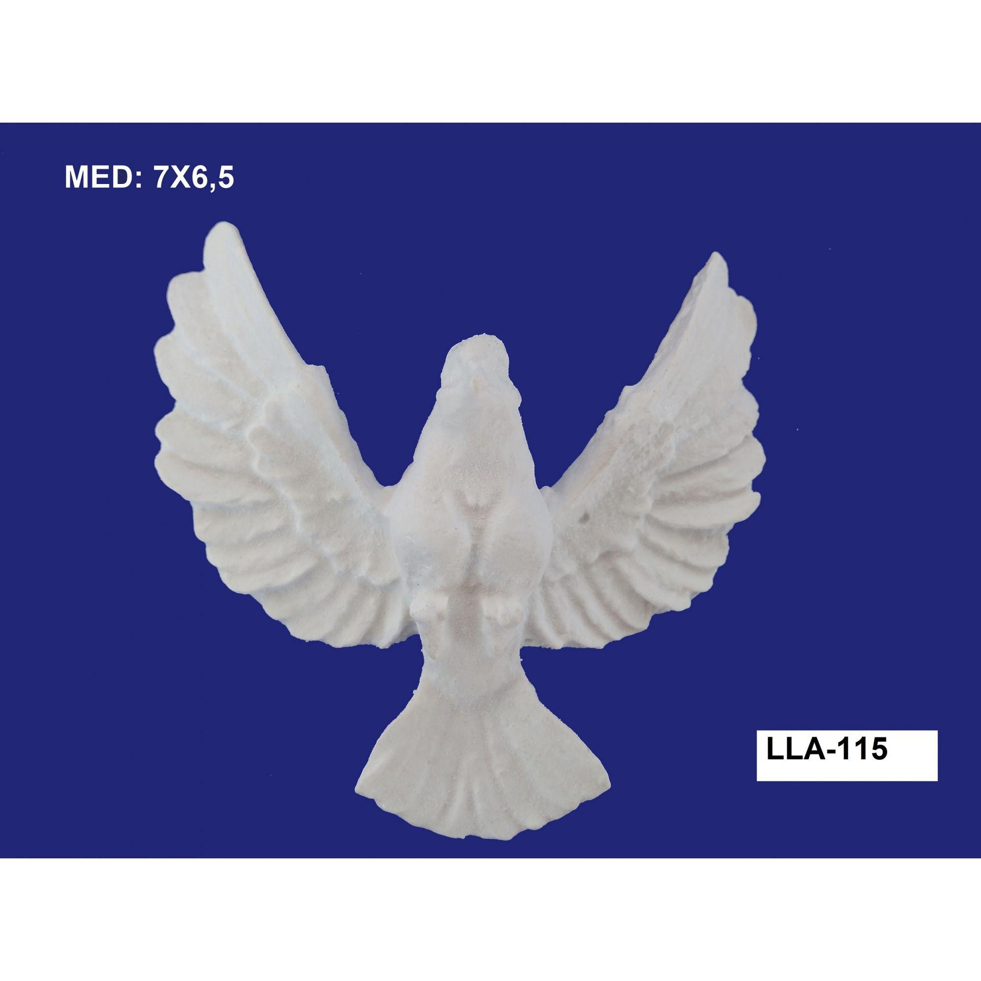 LLA-115 APLIQUE DIVINO 07x6,5CM