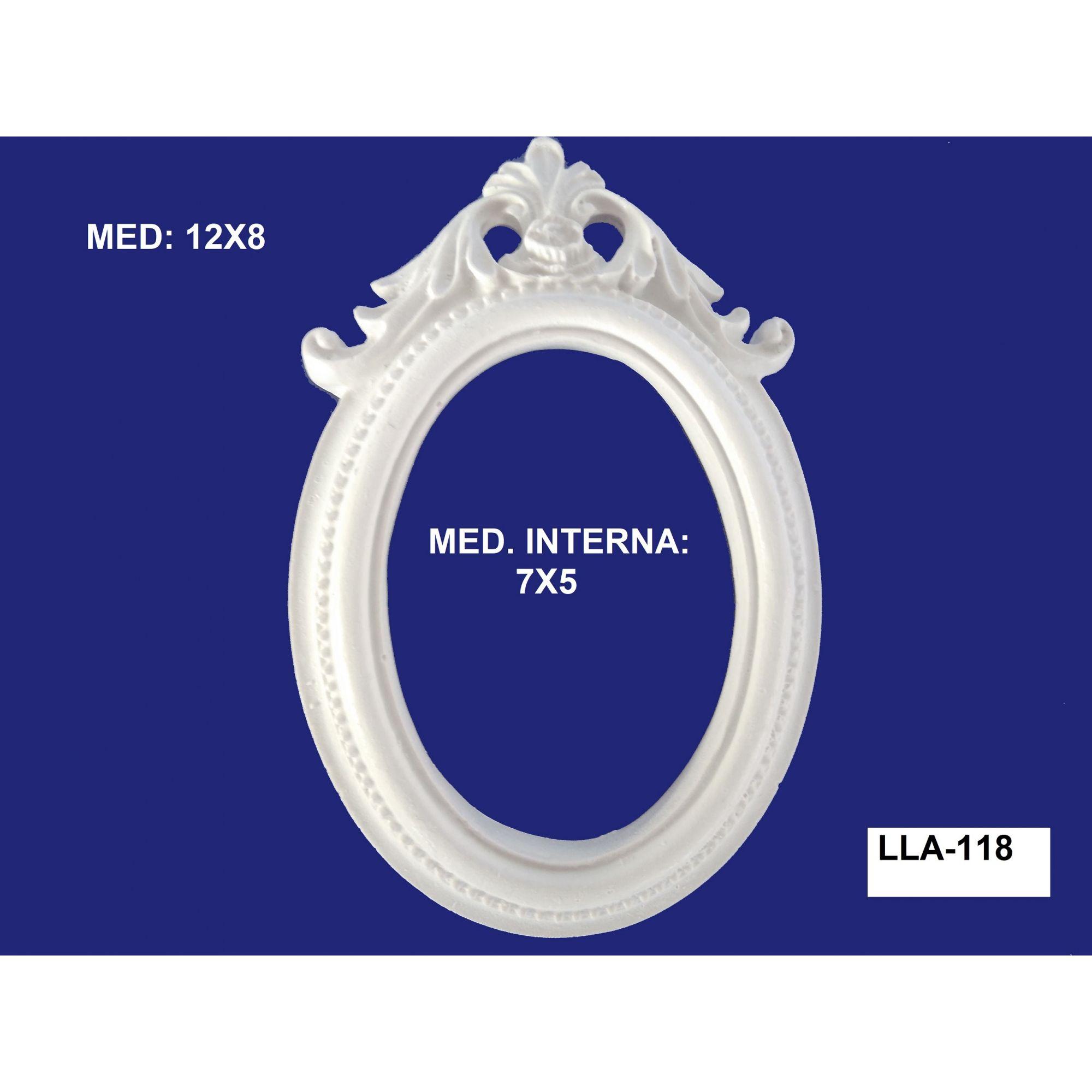 LLA-118 MOLDURA 12x08 INT: 07x05